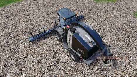 Krone Big X 1100 [black edition] para Farming Simulator 2015