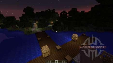 Kamiya island complex para Minecraft