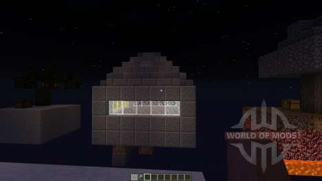 Space Block para Minecraft