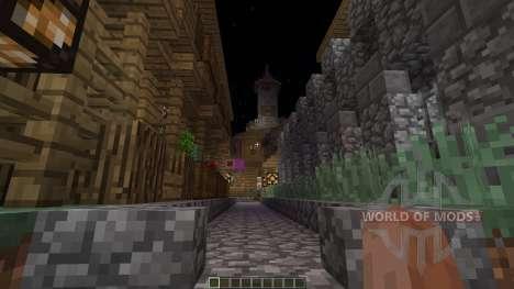 The Kingdom of Lydia para Minecraft