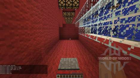 Obstacle course para Minecraft