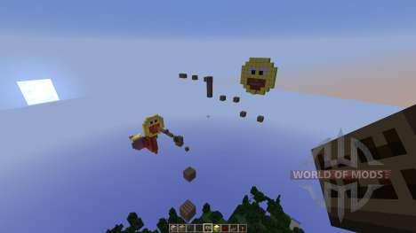 Skymine Parkour para Minecraft