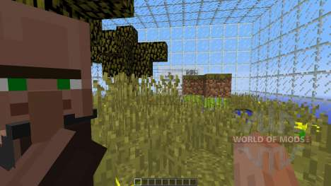 Live In Cubes para Minecraft