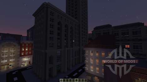 City of Inchmuir para Minecraft