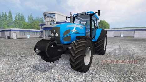 Landini Legend 160 para Farming Simulator 2015
