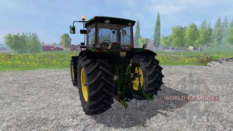 John Deere 7930 v2.0 para Farming Simulator 2015