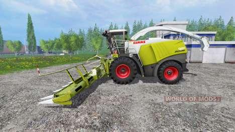 CLAAS Jaguar 980 para Farming Simulator 2015
