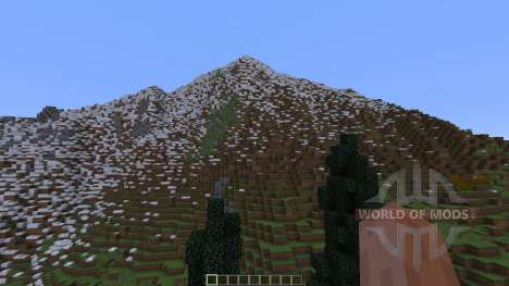 Alpine Valley para Minecraft