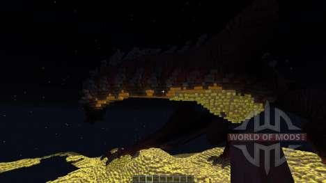 Smaug The Hobbit para Minecraft