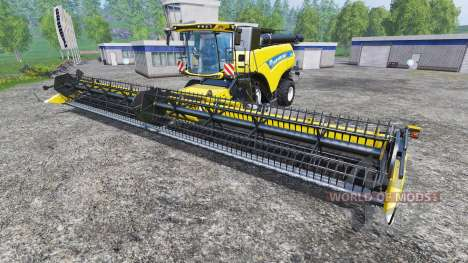 New Holland CR10.90 v1.3 para Farming Simulator 2015