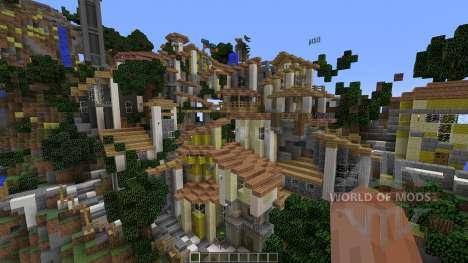 Zah Saint Lucca para Minecraft