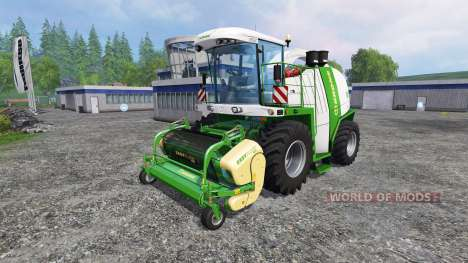Krone Big X 1100 [color edition] para Farming Simulator 2015