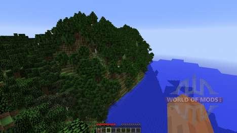 The Land of the Srebmun para Minecraft