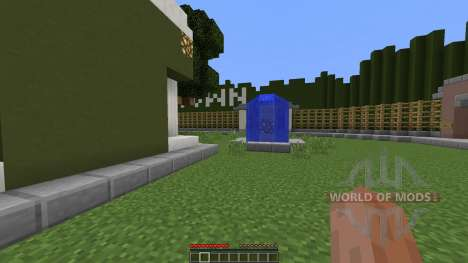 Toontown para Minecraft