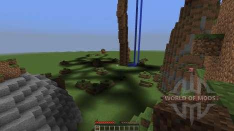 Survival Games Deeb Map para Minecraft