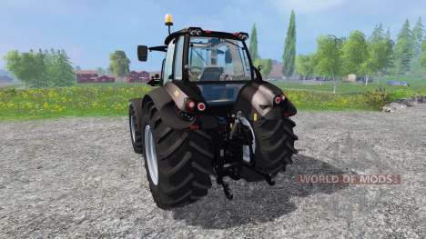 Deutz-Fahr Agrotron 7250 [warrior] v2.1 para Farming Simulator 2015
