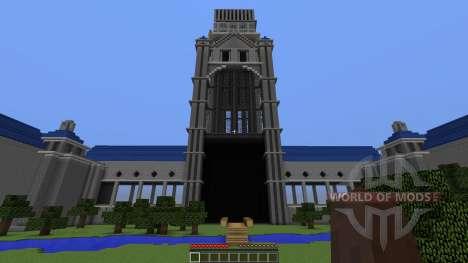 Castle Ketone para Minecraft