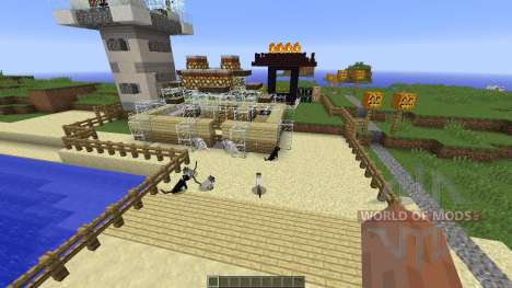 Minecraft Map-CakeLand para Minecraft