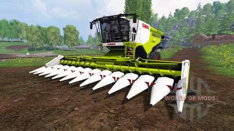 CLAAS Lexion 770TT [washable] para Farming Simulator 2015