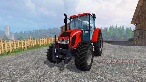 Zetor Forterra 140 HSX para Farming Simulator 2015
