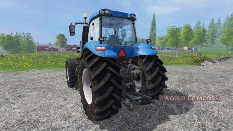 New Holland T8.320 v2.4 para Farming Simulator 2015