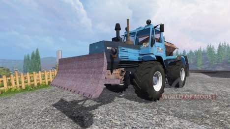 T-150K-09 v1.5 para Farming Simulator 2015