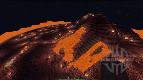 Nether Islands Survival para Minecraft