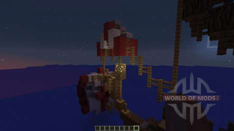Sambi Fleet para Minecraft