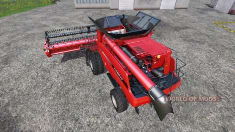 Case IH Axial Flow 7130 [dually] v1.1 para Farming Simulator 2015