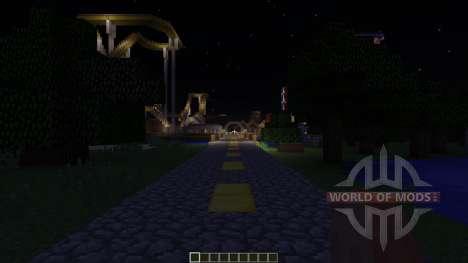 Theme Park para Minecraft