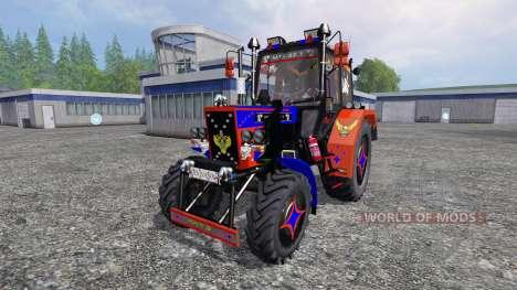 MTZ-82.1 de optimización para Farming Simulator 2015