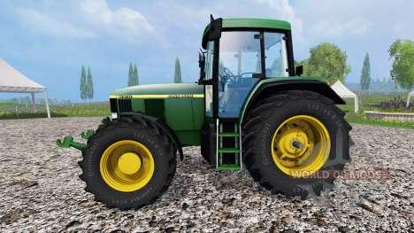 John Deere 6910 v3.0 para Farming Simulator 2015