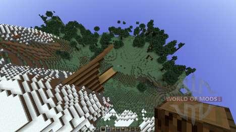 Nordic Village para Minecraft