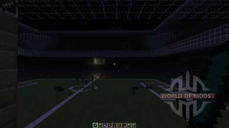 Football stadium new para Minecraft