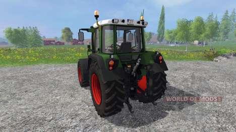 Fendt 312 Vario TMS para Farming Simulator 2015