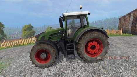 Fendt 936 Vario SCR v3.2 para Farming Simulator 2015