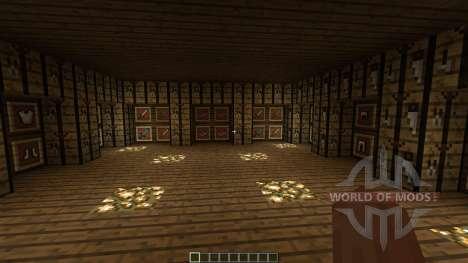 Spy-House para Minecraft