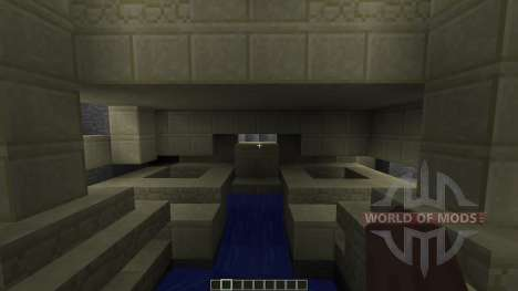 Ephemeral Temple para Minecraft
