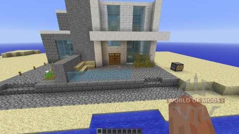 Dry Meadow para Minecraft