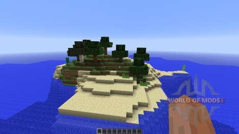 Minecraft Survival Island para Minecraft