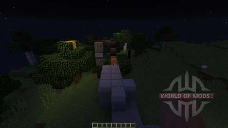 Minecraft Parkour para Minecraft