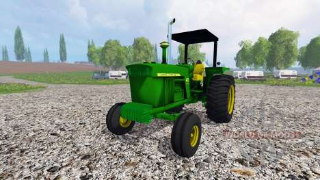 John Deere 4020 diesel para Farming Simulator 2015