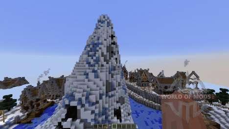 Winters Secret para Minecraft