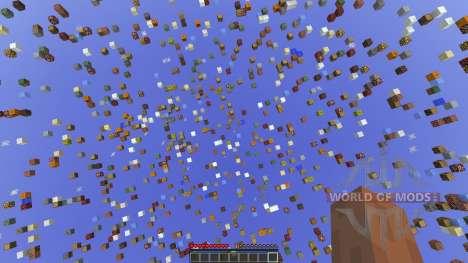 Empyrean Sphere Beta para Minecraft