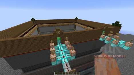 Mining Spleef para Minecraft