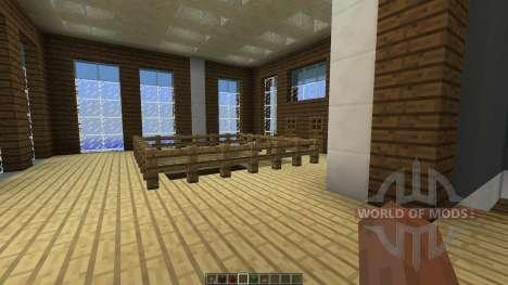 Prebuilt House para Minecraft