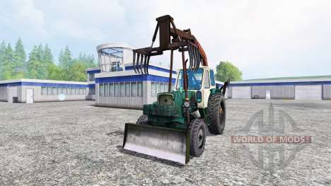YUMZ-6L [lidiar] para Farming Simulator 2015
