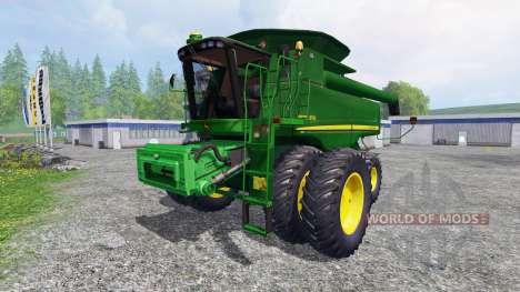 John Deere 9770 STS para Farming Simulator 2015