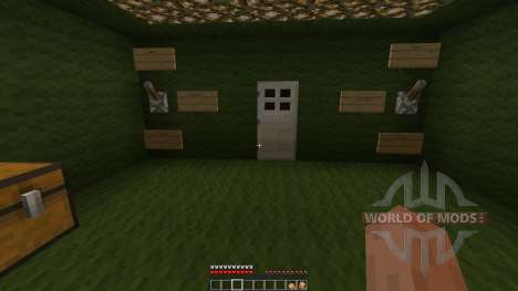 The Mad House para Minecraft