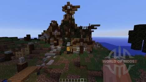 Scary Halloween Coaster para Minecraft